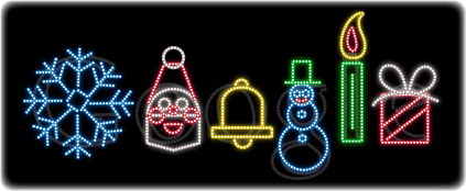 Google Logos of January 2012